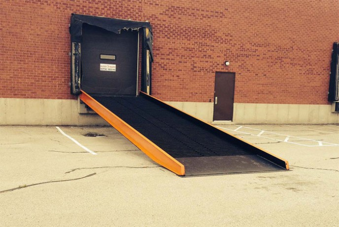 Quality Loading Stationary Ramp