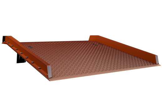 Steel Dock Board